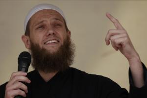 Salafistenprediger Sven Lau