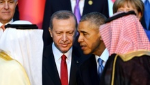 Obama (r.) und Erdogan im November 2015