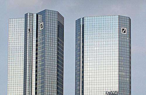 Das Schreckgespenst der Finanzkrise geht um: Wird die Deutsche Bank das neue Lehman Brothers? (Foto: flickr/ Pedro Plassen Lopes)